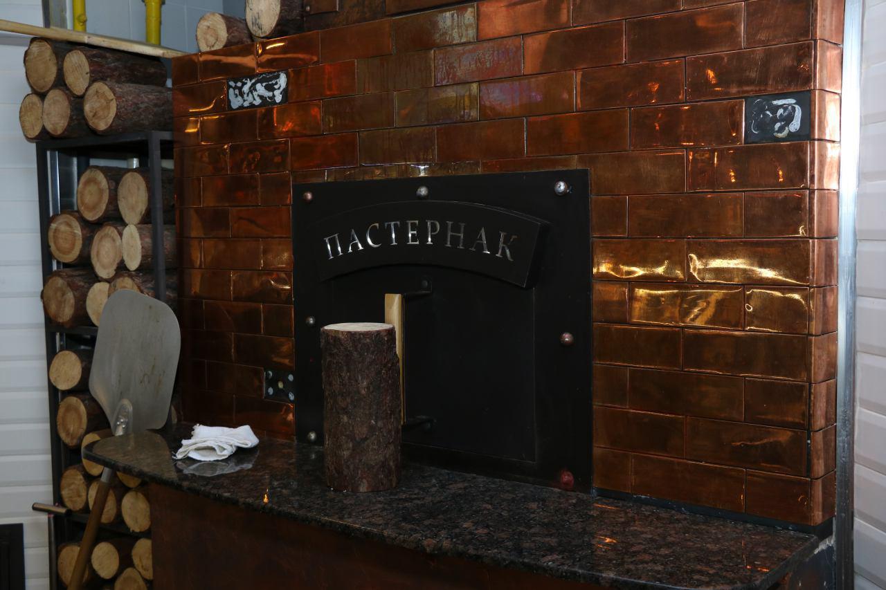 Компания ООО «AVS AGRO VATANPARVAR» поставила в ресторан «ПАСТЕРНАК» линию раздачи питания