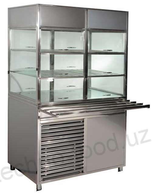 Модуль «Холодильная витрина»