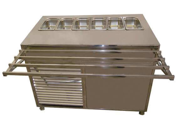 Модуль «Мармит стол холодильный»