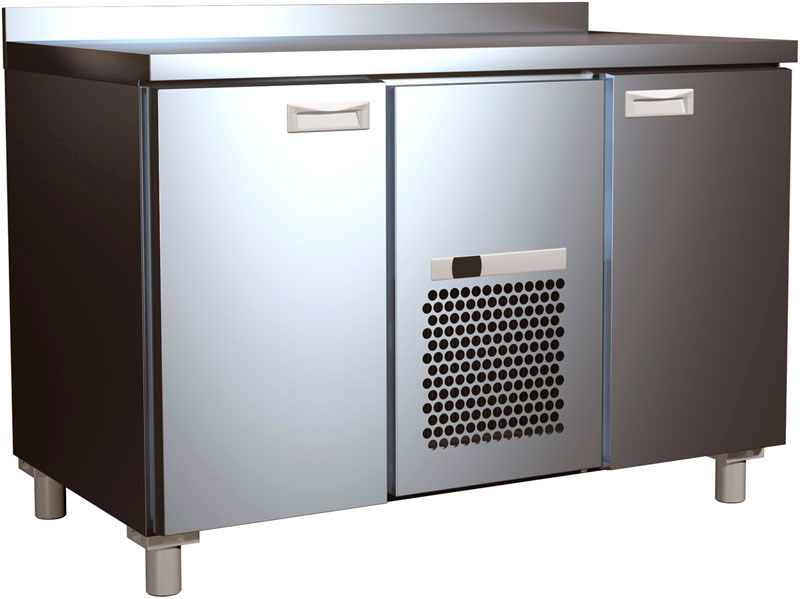 Холодильный стол 2GN/NT