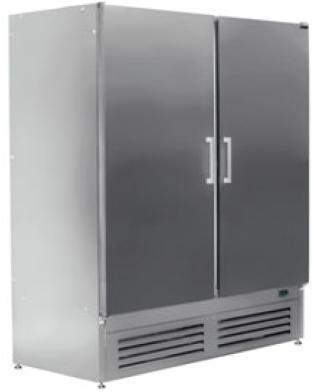 Шкаф холодильный капри 1,5 М нерж