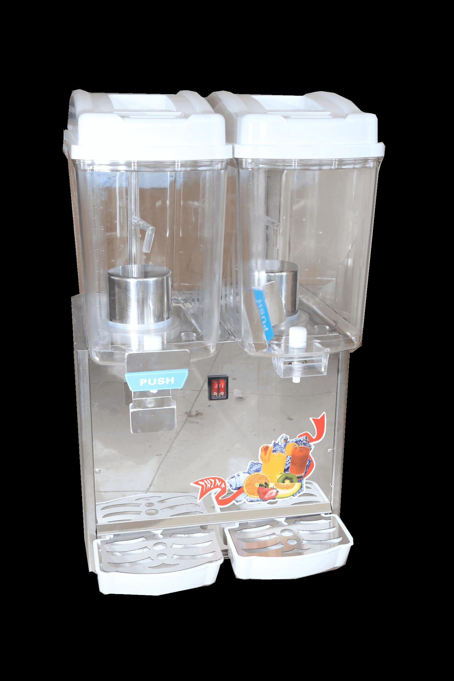 Аппарат для сока (Сокоохладитель) 2х секционный