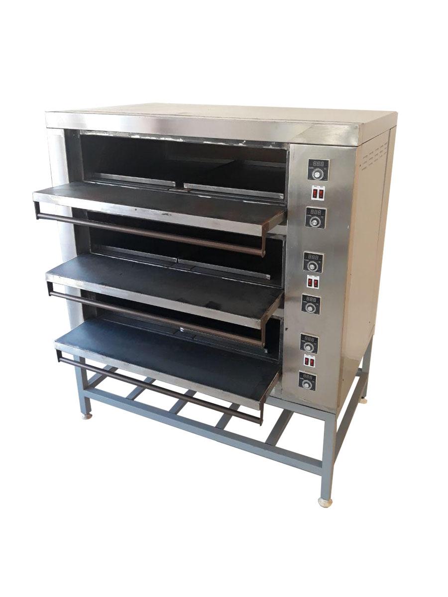 Шкаф пекарный 3х секционный ШПЭСМ-3