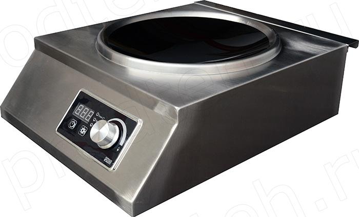 WOK плита индукционная