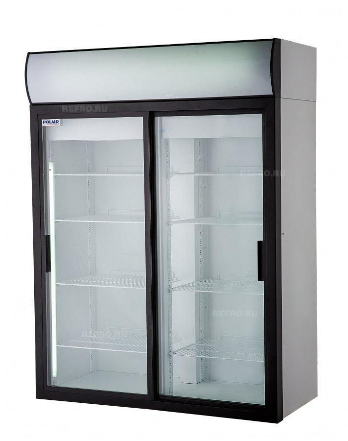 Холодильный шкаф DM 114 Sd-S (ШХ 1,4 купе)