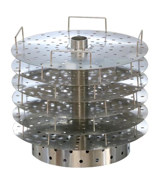 Комплект пароварочный (мантоварка 6- уровневая)