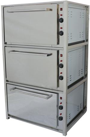 Шкаф жарочный 3-х ярусный