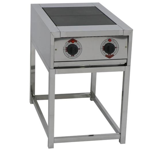 Электрическая плита ( 2-х конфорочная)