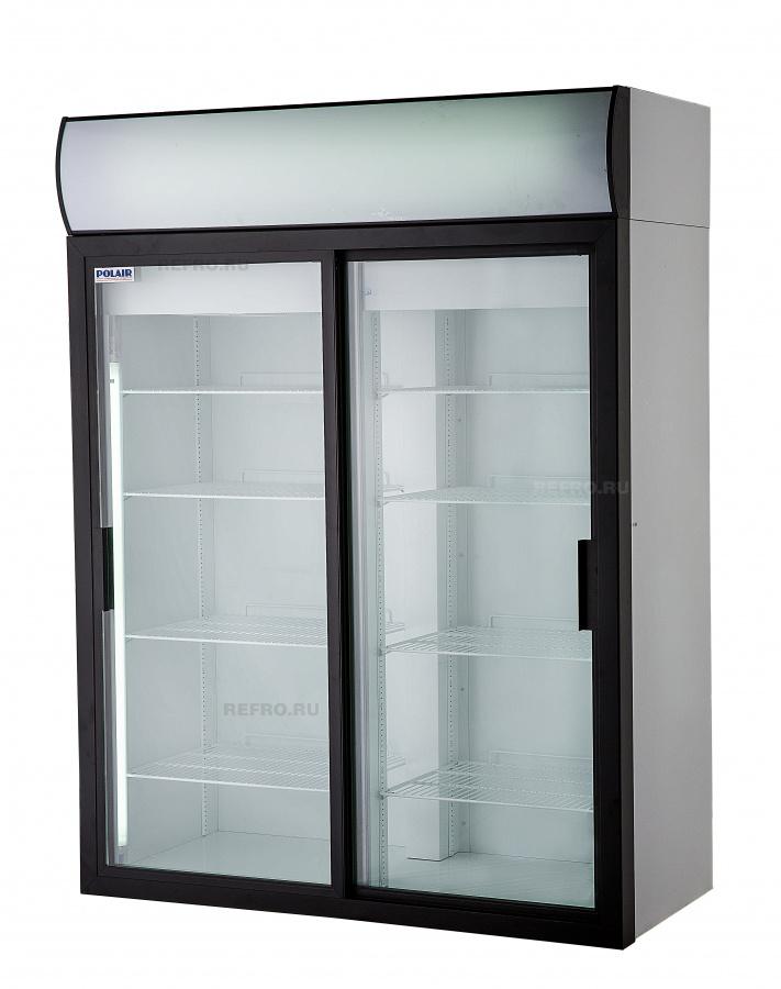 Холодильный шкаф DM 114 SD-S(ШХ 1,4 купе)