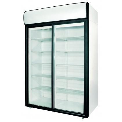 Холодильный шкаф DM 110 Sd-S(ШХ 1,0 купе)