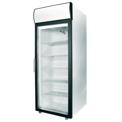 Холодильный шкаф DM 105 S(ШХ 0,5 ДС)