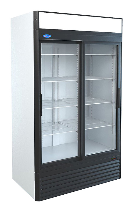 Холодильный шкаф Капри 1,12СК (Купе)