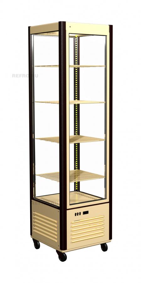Холодильный шкаф Полюс D4VM 400-1(R400C)