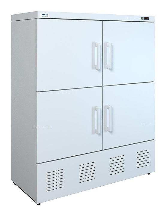 Холодильный шкаф комбинированный Марихолодмаш ШКХ-800