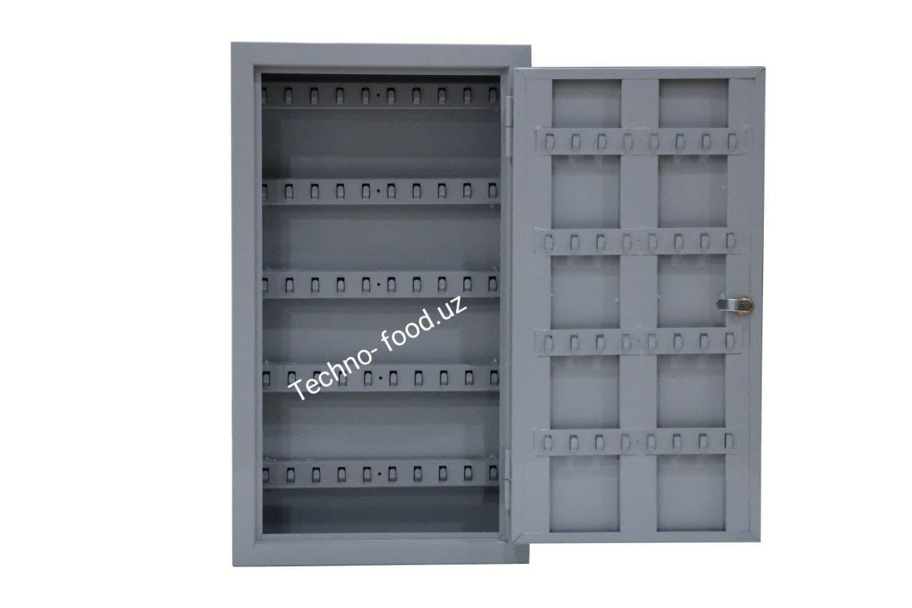 Шкаф металлический для хранения ключей (ключница)