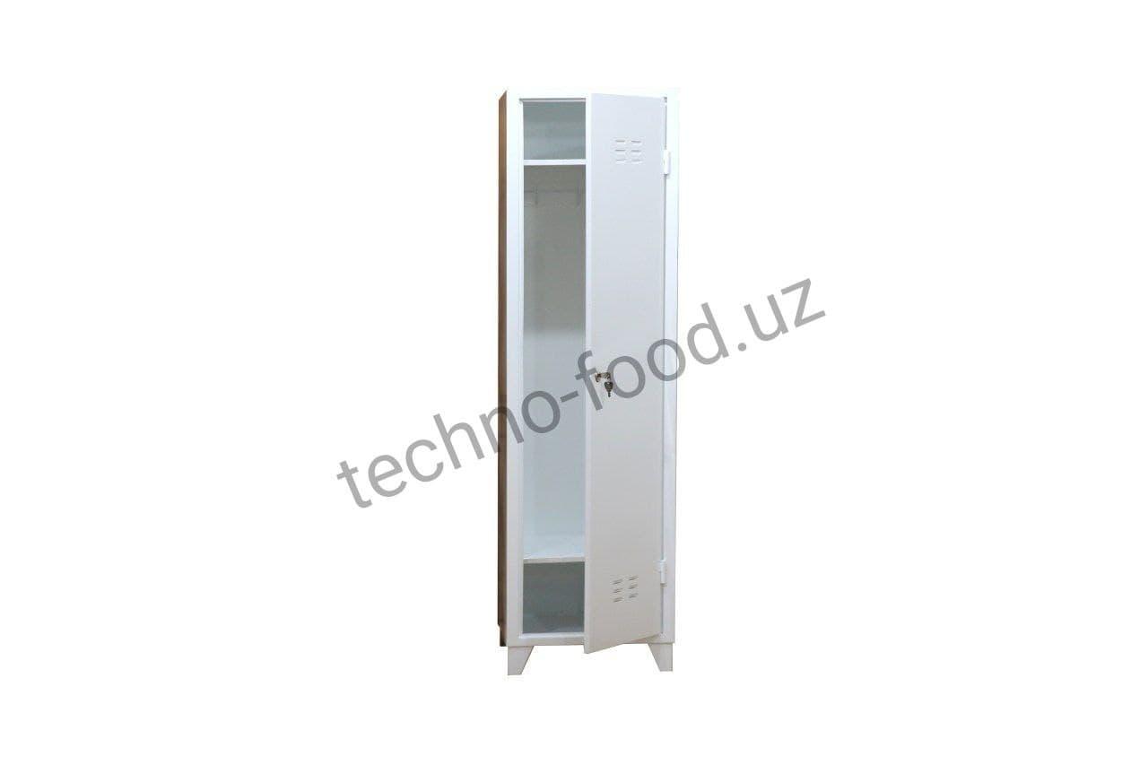 Шкаф металлический для одежды 1-на секционный