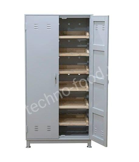 Шкаф металлический для хлеба