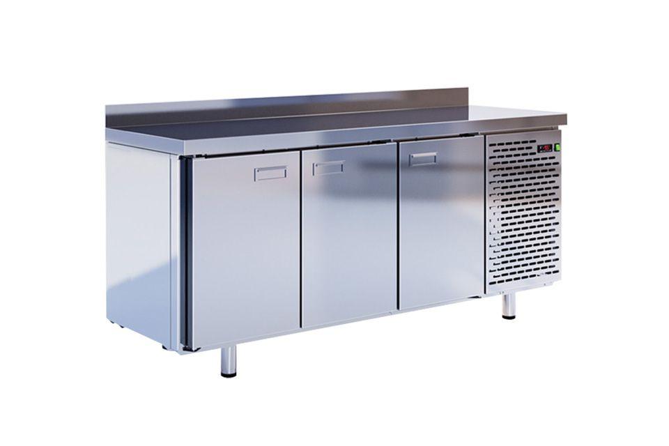 Стол холодильный СШС-0,3 GN-1850 (нержавейка)