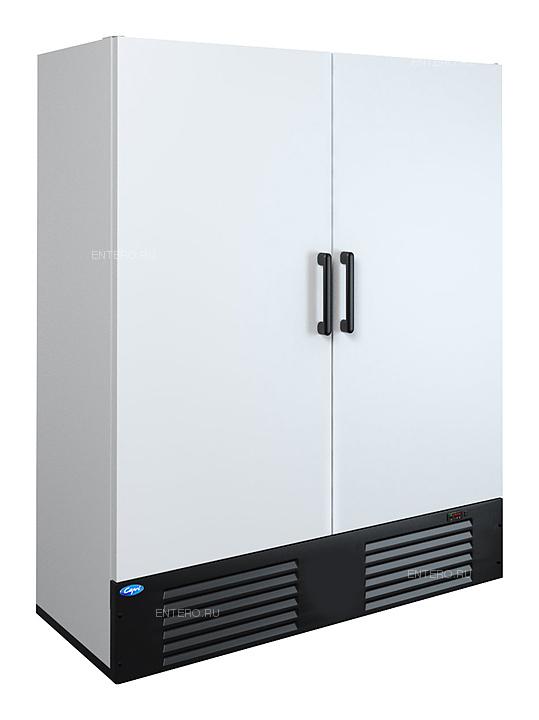 Шкаф холодильный Капри 1,5 М (мет.дверь)